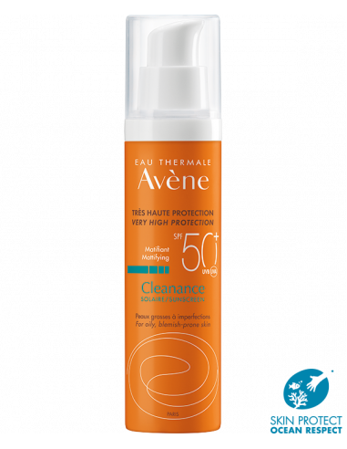 AVENE 50+ FACIAL CLEANANCE 50 ML