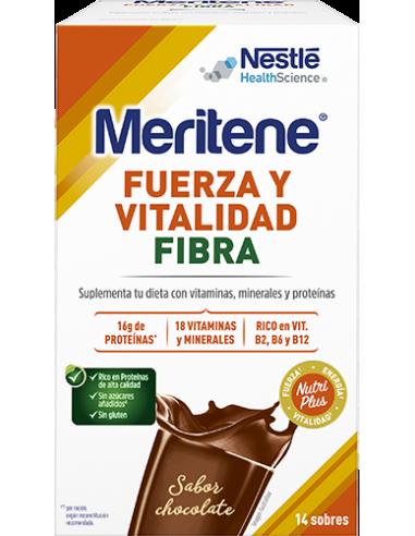 MERITENE BATIDO CHOCOLATE ESTUCHE CON...