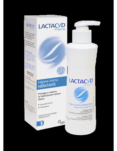 LACTACYD HIDRATANTE 250 ML (PH 3.5)...