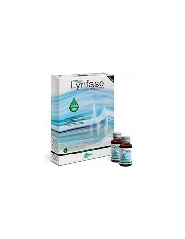 ABOCA LYNFASE 12 FRASCOS PIERNAS...