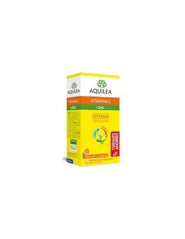 AQUILEA VITAMINA C + ZINC 28...