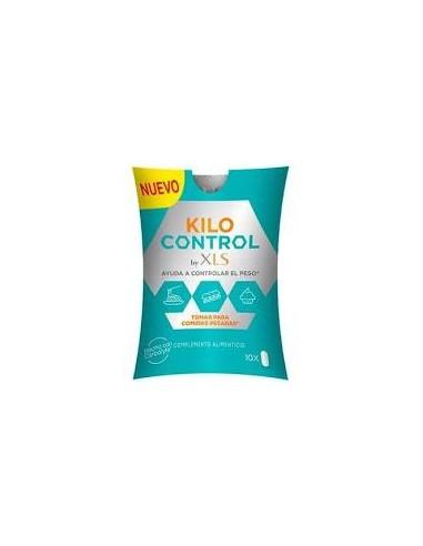 XLS KILO CONTROL 10 COMPRIMIDOS
