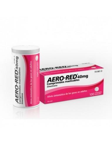 AERO RED 40 MG 100 COMPRIMIDOS...