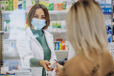 Atención farmacéutica en Cinco Caballeros